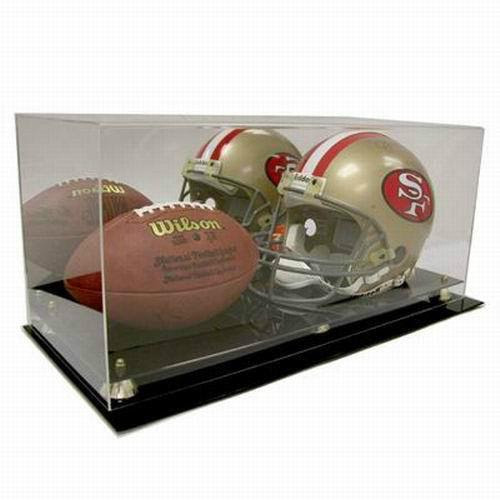 NFL Football Display Case  eBay
