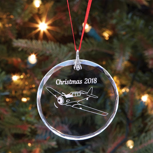 2018 Sporty's Christmas Ornament