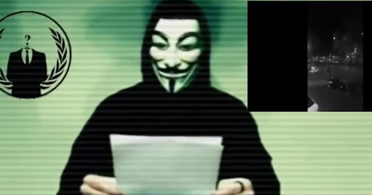 'Anonymous' declares war on ISIS
