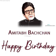 Amitabh Bachchan Birthday Wishes, Quotes & Filmy Dialogues