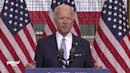Biden on protests: 'These are not images of some imagined Joe Biden America in the future, these are images of Donald Trump's America today'