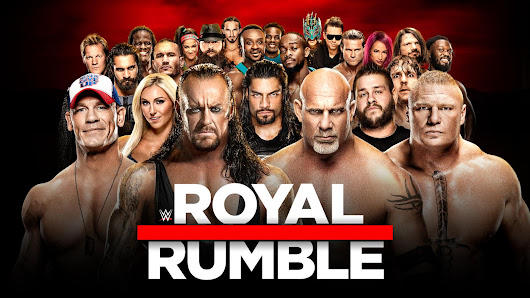2017 WWE Royal Rumble Fan Feedback - Social Suplex