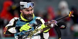 Le biathlète Michael Roesch, bientôt papa, va mettre un terme à sa carrière