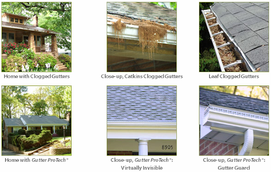 Gutter Protection – Residential Roofing Services | Fairfax, Arlington, VA | Pond Roofing
