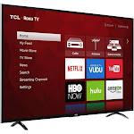 "TCL 43S405 43"" 4K UHD Roku LED TV"