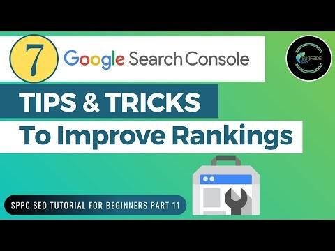 7 trucs et astuces Google Search Console