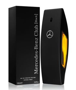 Mercedes Perfume Supercars Gallery