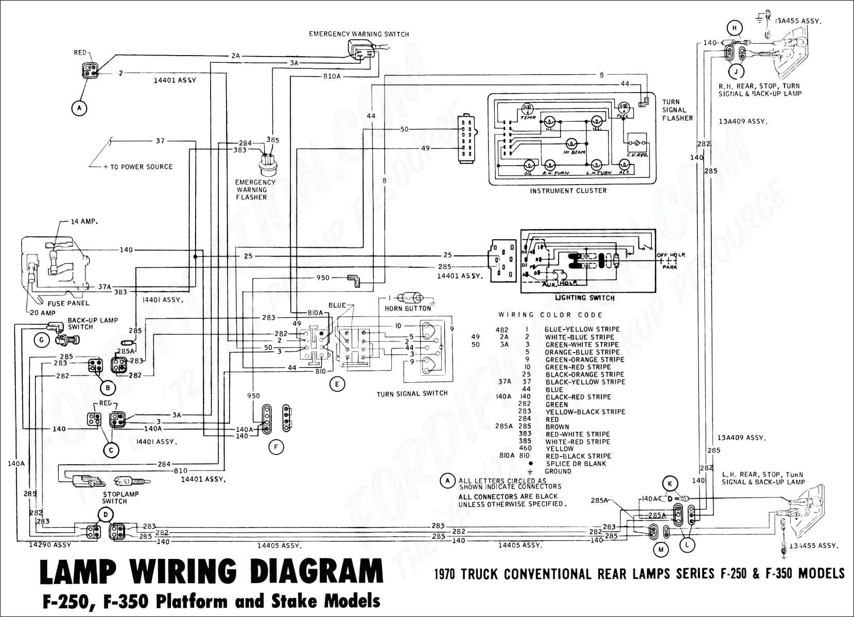 2005 Chevy Truck Wiring Diagram
