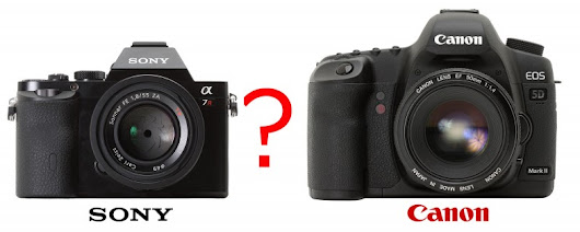 Sony A7 or Canon 5D - Which is Better for You?
