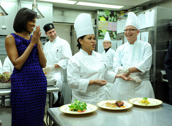 March Of Dimes, Walgreens CFO, Honor White House Executive Chef Cristeta Comerford