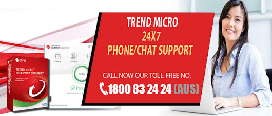 Avail world-class security by opting for Trend Micro Support