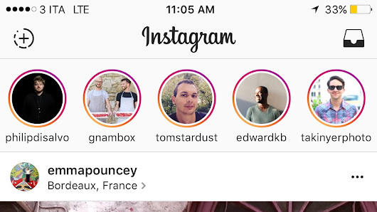 Instagram, ecco come usare Stories - Wired