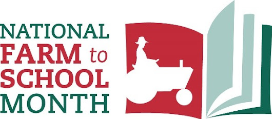Celebrate National Farm to School Month