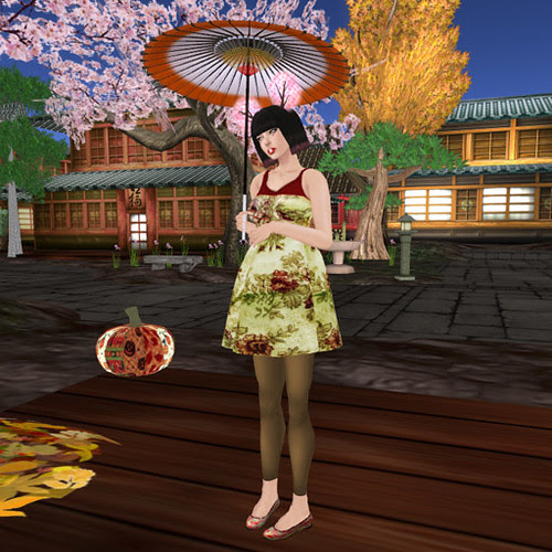 :: fore :: Dress 02