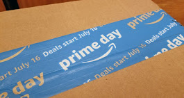 Amazon's Prime Day again became the biggest sales day in its history