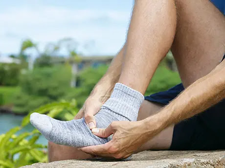 Runners and Foot Injuries: 4 Causes of Foot Pain