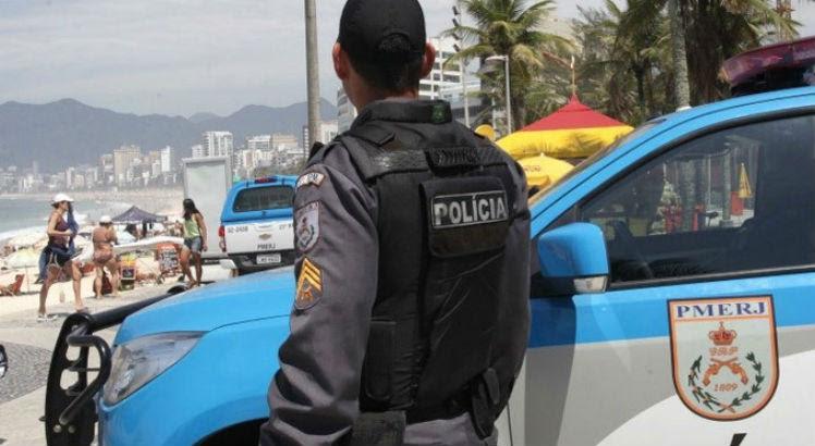 PM do Rio encontrou crianças nesta sexta-feira / Foto: PMRJ/Divulgação