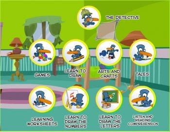 Online Educational Games for Kids