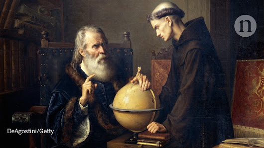 Discovery of Galileo's long-lost letter shows he edited his heretical ideas to fool the Inquisition