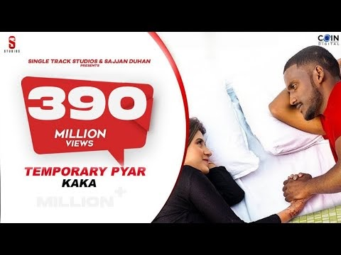 Temporary Pyar | KAKA | Darling | Adaab Kharoud | Anjali Arora | New Punjabi songs | 2021 Latest Song |