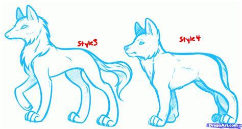 draw   draw anime animals