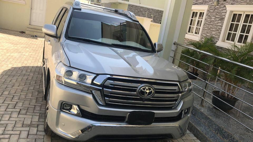 Escoba Smith Buys Toyota Landcruiser 2017/2018 After Buying Pastor A Car