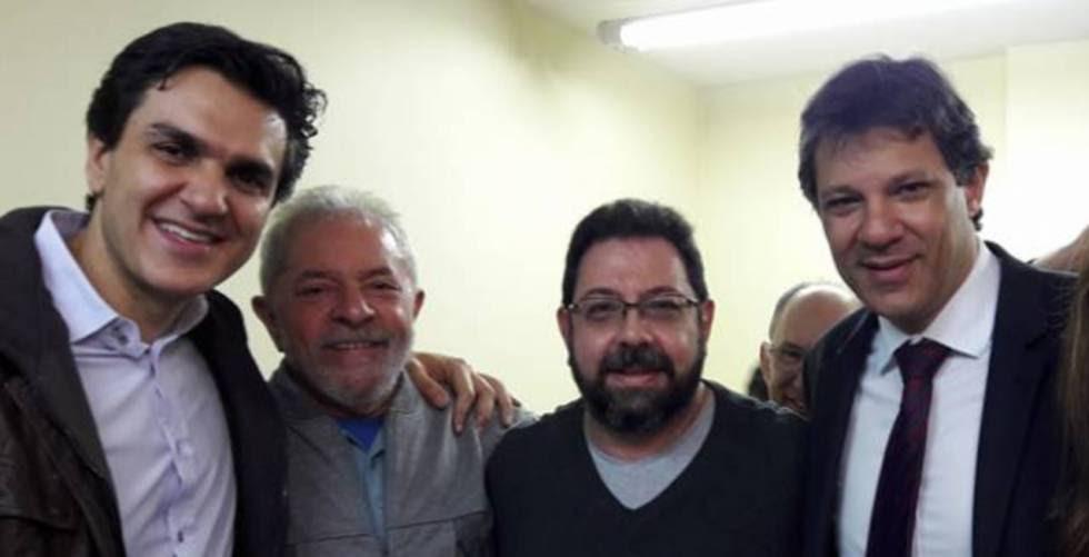 blogueiro Eduardo Guimarães preso
