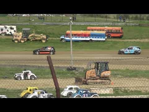 Brushcreek Motorsports Complex | 5/8/21 | Diamond Cut Lawn Care Battle For The Belt Heat 1