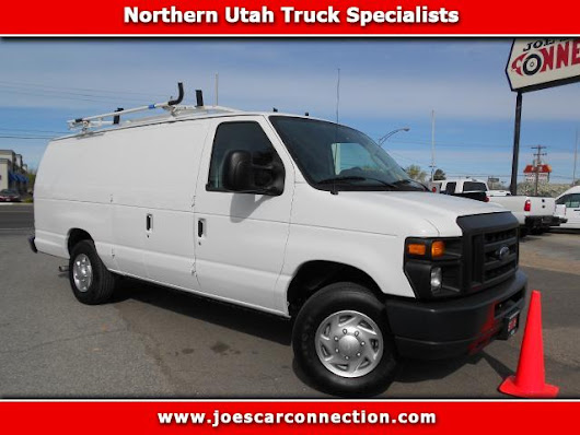 Used 2012 Ford E-Series Van for Sale in Roy UT 84067 Joe's Car Connection