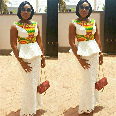 908 best African Kente Styles images on Pinterest