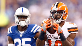 After being sent home, Browns WR Kenny Britt in danger of being cut | NFL | Sporting News
