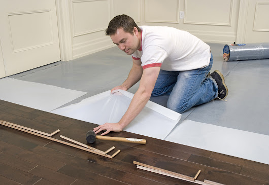 11 Steps How to Install Laminate Flooring | HireRush Blog