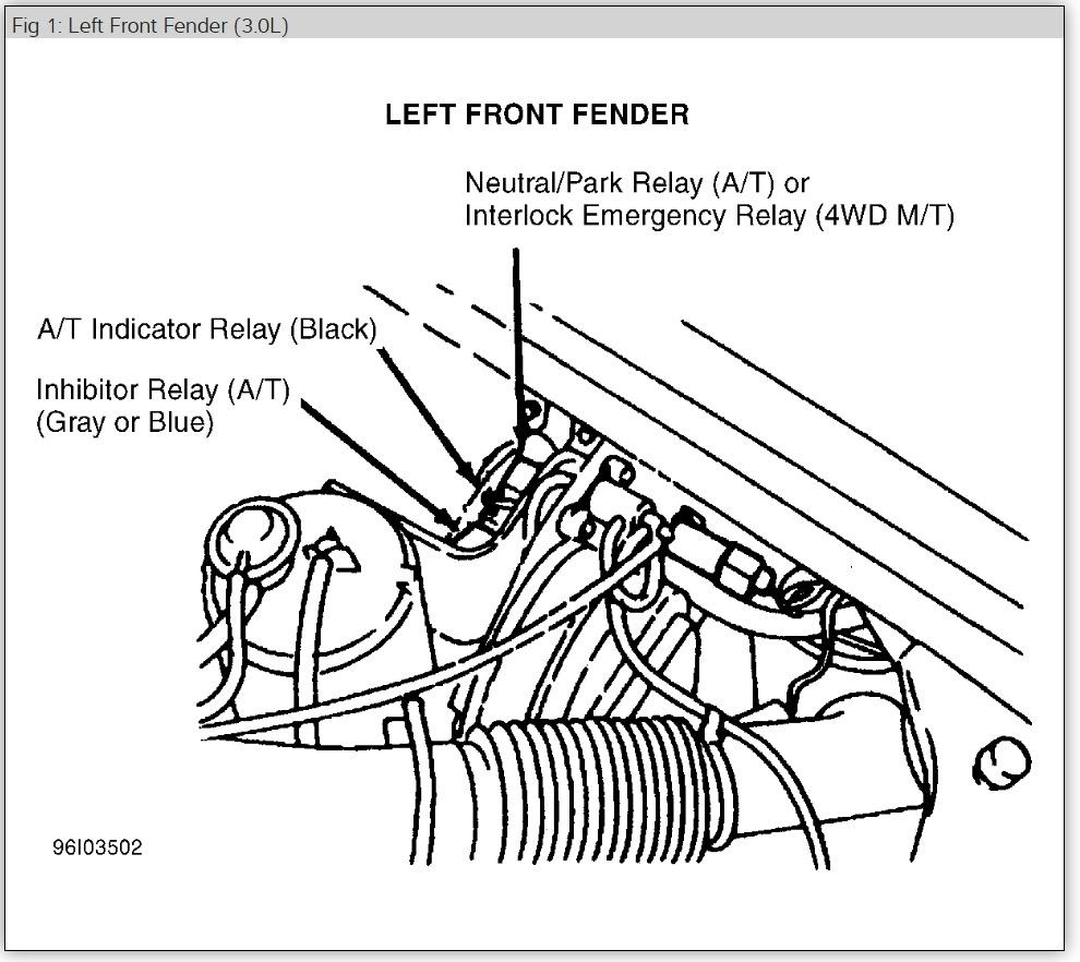 Relay Nissan Hardbody Wiring Diagram