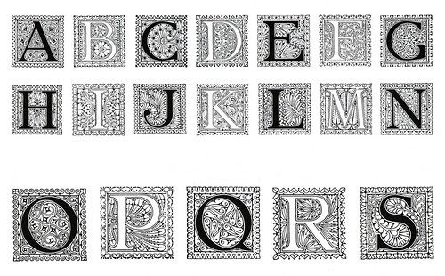 Ornamental Typography Revisited 025
