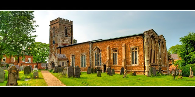 St Andrews, Burton Overy, Leicestershire