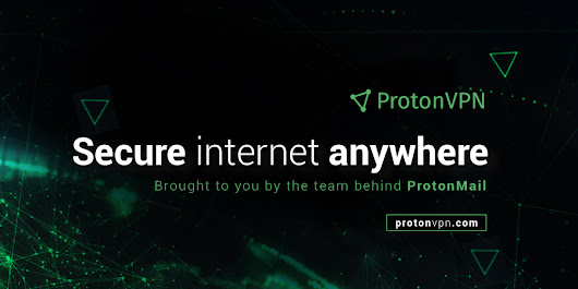 Three years ago we launched ProtonMail. Today, we're launching ProtonVPN. - ProtonVPN Blog