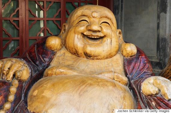 El Buda De La Felicidad Huffpost