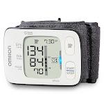 Omron Series 7 Digital Wrist Blood Pressure Monitor, White