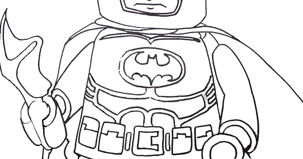 Fun Free Printable Coloring Pages for Boys: Including