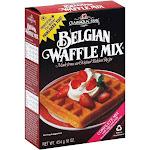 Classique Fare Belgian Waffle Mix - 16 Oz - Case Of 6