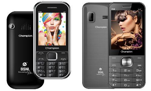 BSNL, Champion Launches 'Apna Phone' Low-cost, Dual-SIM Phones