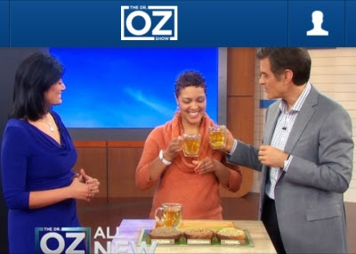 Tomorrow- Dr Gokani on Dr Oz!