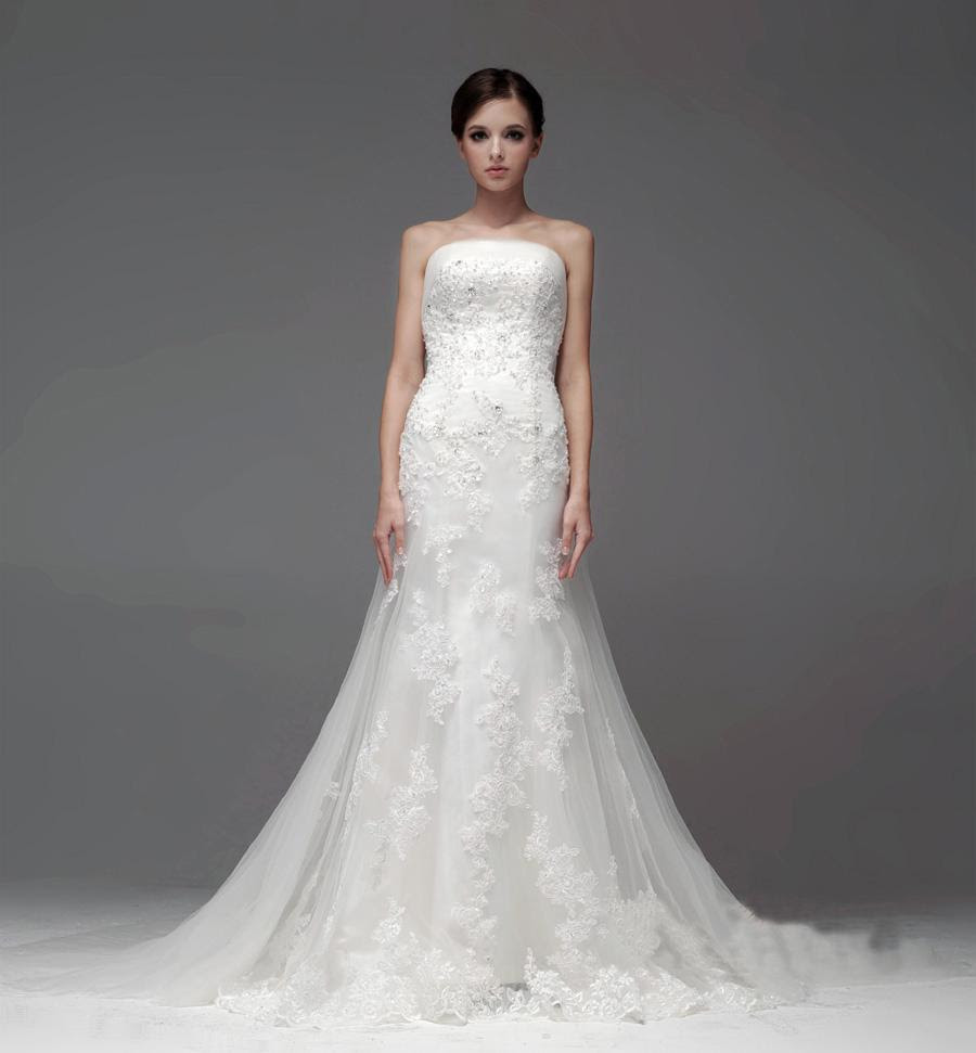 Cheap Wedding Dresses Raleigh Nc: Bridal Gowns: Bridal Gowns With Detachable Trains
