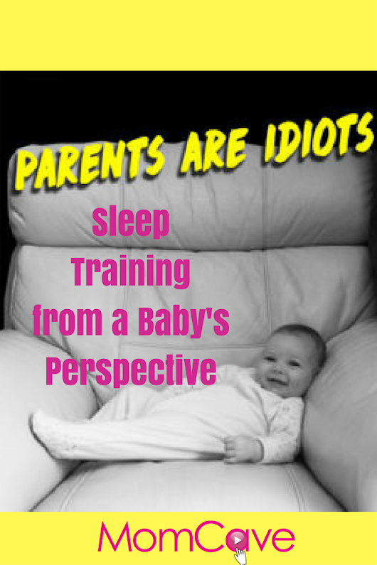 Parenting For Idiots: How Babies Actually Work | MomCave TV