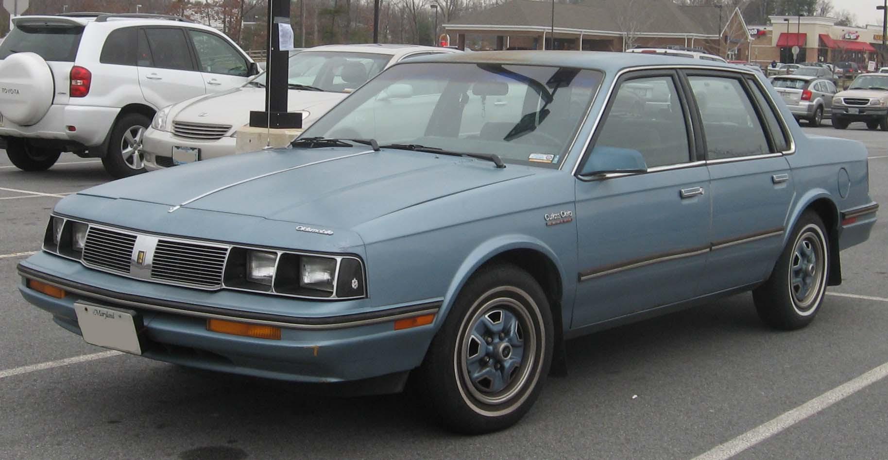 Oldsmobile Cutlass Ciera 1981 1996 Sedan Outstanding Cars