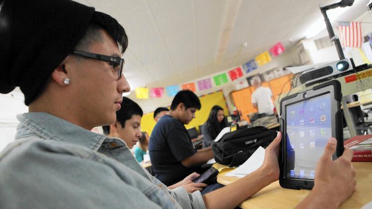 LAUSD iPad project