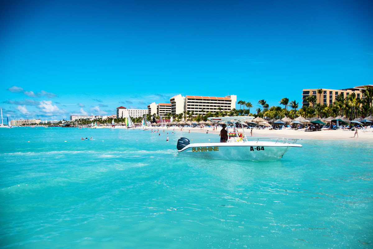 Palm Beach  Beaches of Aruba