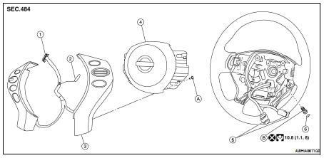 Nissan Altima Airbag