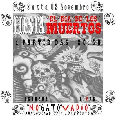 fiesta DIA DE LOS  muertos 2012