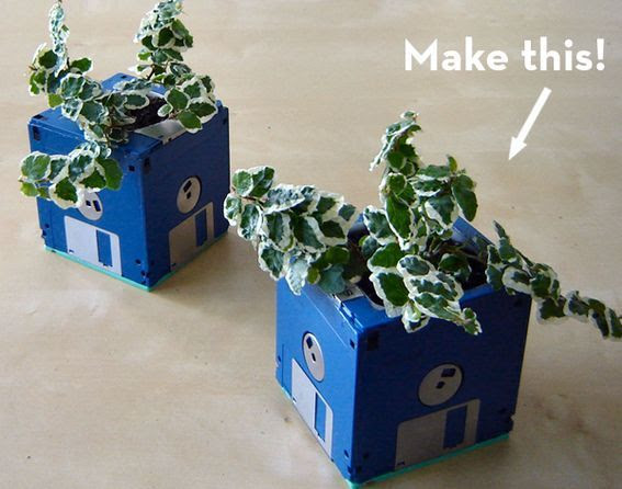 25 Γλάστρες Πανεύκολο Ανακυκλωμένο DIY